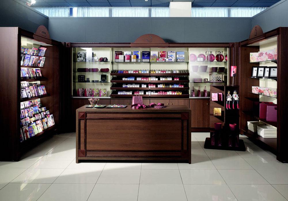 Arredamento negozi e locali commerciali neon europa for Negozi arredamento cagliari