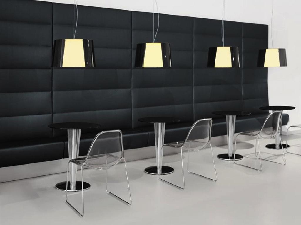 Sedute modulari divano panca modulare per bar ristorante for Arredamento bar tavoli e sedie