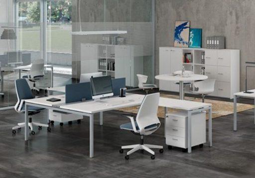 Quadrifoglio Mobili Per Ufficio.Direzionali Arredo Ufficio 0003 Idea 01 Quadrifoglio Sistemi D