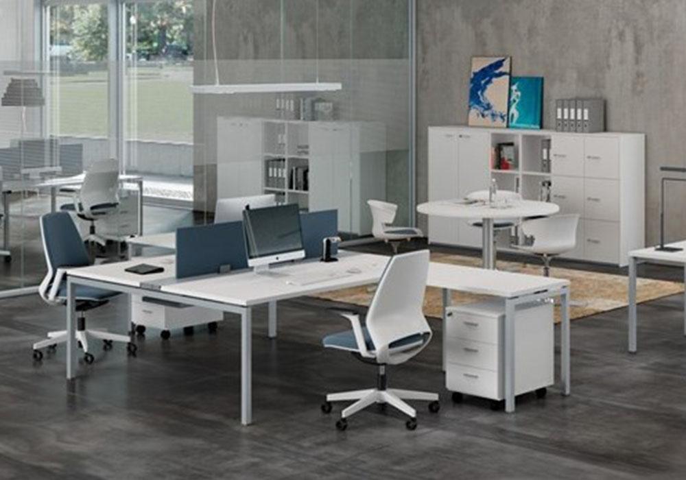 Mobili Per Ufficio Quadrifoglio : Direzionali arredo ufficio 0003 idea 01 quadrifoglio sistemi d
