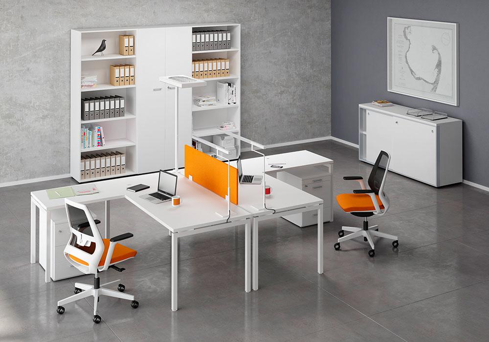 Ufficio Direzionale Bianco : Neon europa 0035 neon europa arredamento ufficio bianco u2013 neon europa