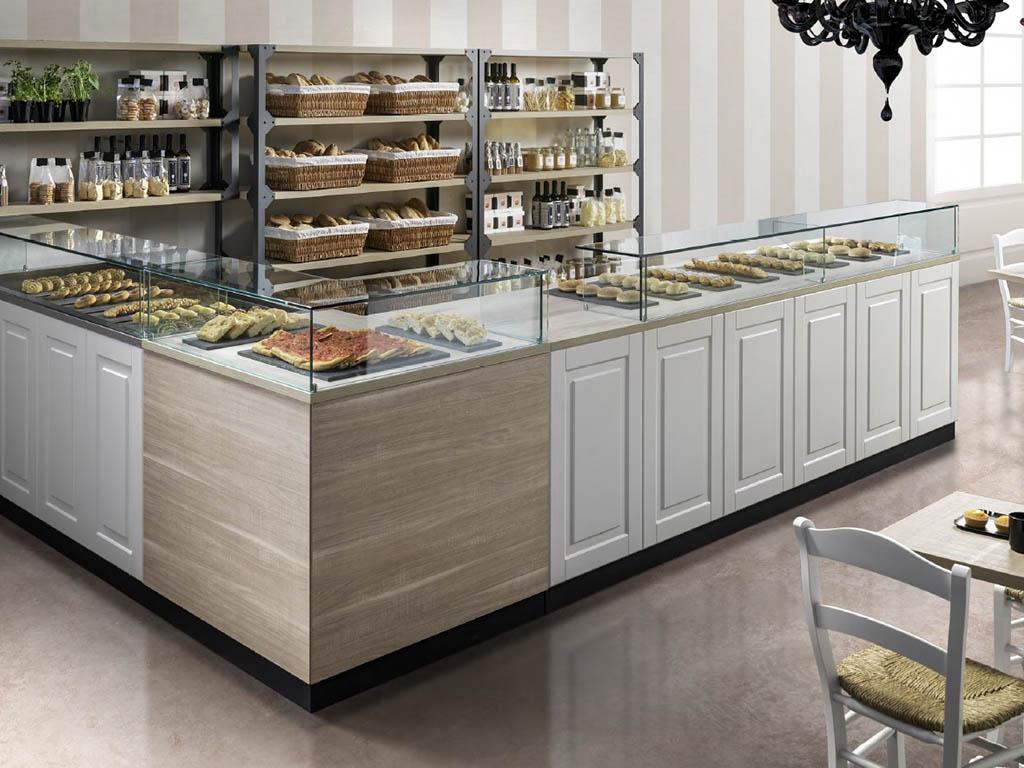 Neon europa 0011 arredamento bar paninoteca neon europa for Arredamento paninoteca