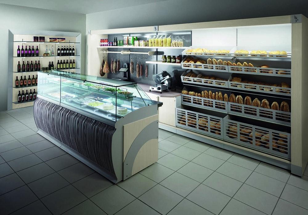 Pizzerie panetterie 0020 bakery arredamenti neon europa for Europa arredamenti