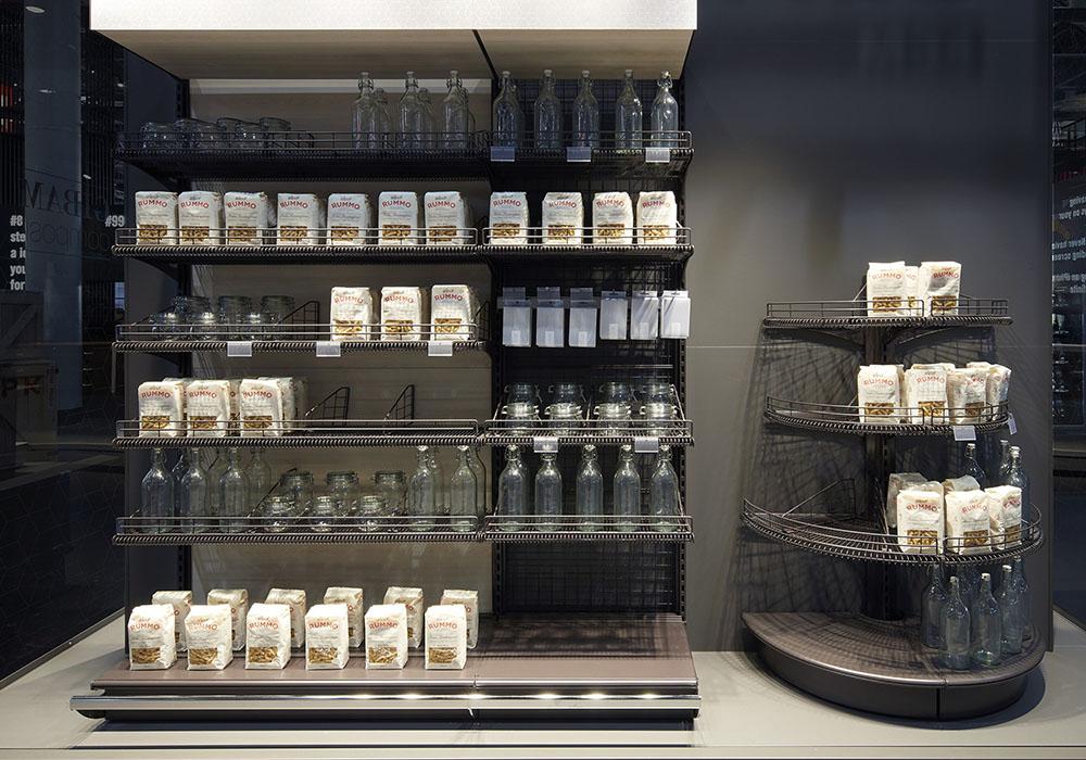 Galleria arredo negozi neon europa for Negozi arredamento cagliari